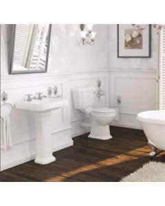 Astley WC Pan, Cistern and Mouldwood Soft Close Seat