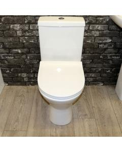 Cassellie Spek Close Coupled Toilet, Seat & Cistern