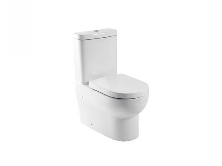Milano WC Pan, Cistern & Soft Close Seat image