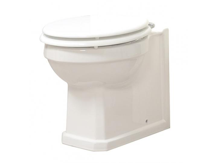 Cassellie Traditional Back to Wall Pan without Seat image