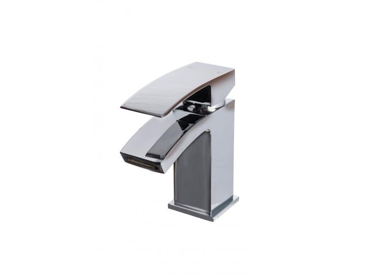 Cassellie Peak Mono Basin Mixer with Click Waste image