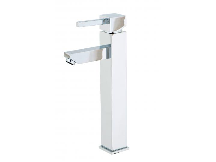 Cassellie Emperor High Rise Mono Basin Mixer with Click Waste image