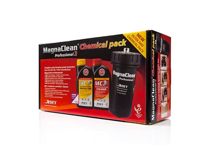 Adey Magnaclean Pro 2 Chemical Pack Inc MC1 + MC3 image