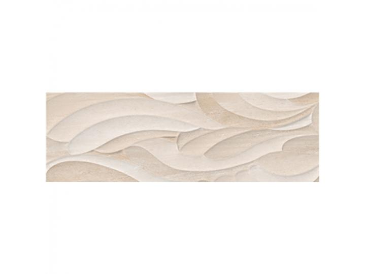 London Beige Decor Wall Tile - 25x75 image