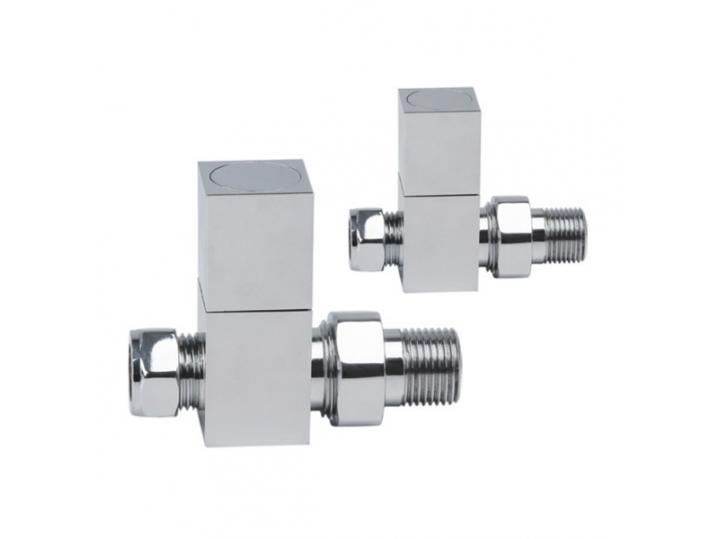 Straight Square Radiator Valves image