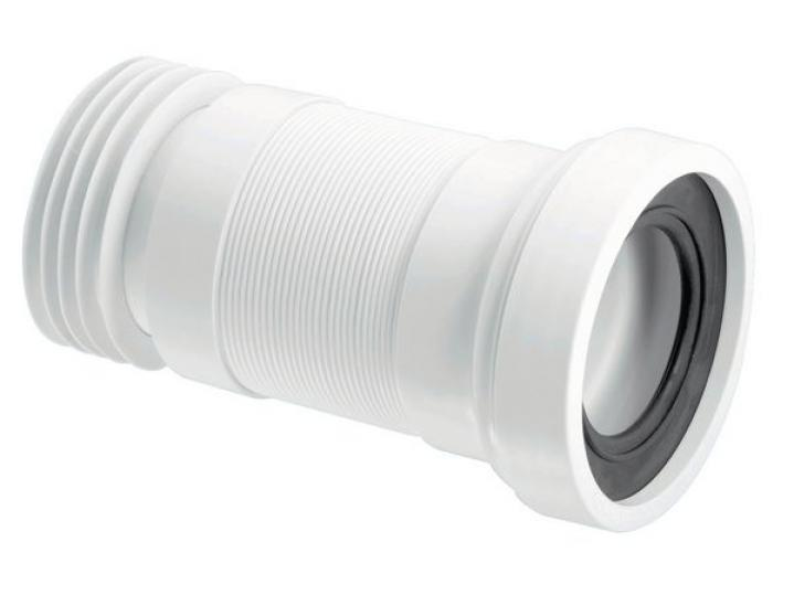 McAlpine WC-F26R Straight Flexi Pan Connector image