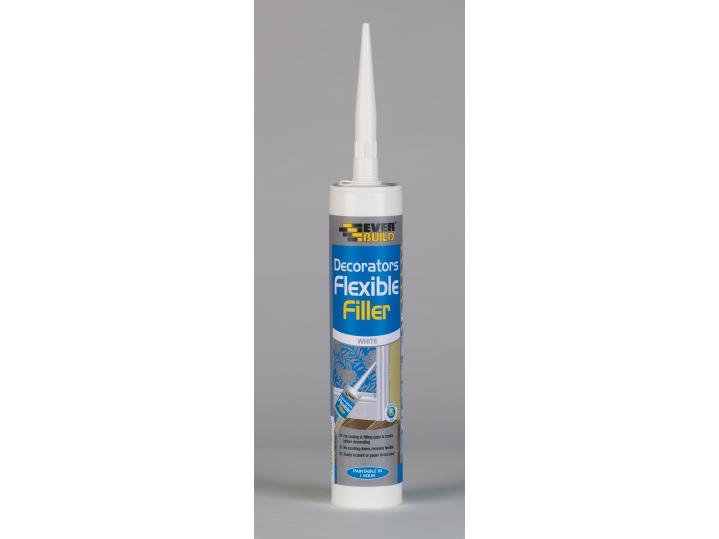 Decorators Flexible Filler - WHITE C3 image