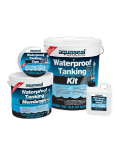 AquaSeal WaterProof Tanking Kit - Large Size
