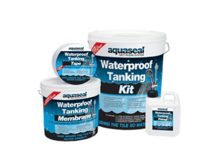 AquaSeal WaterProof Tanking Kit - Large Size image