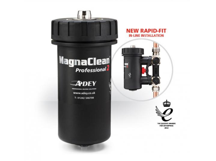 Adey 22mm MagnaClean Professional 2 Filter ONLY image