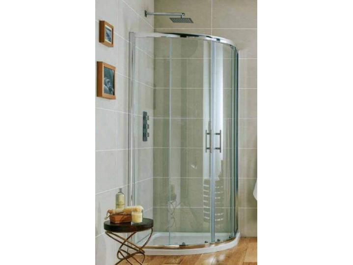 i6 6mm 800mm Quadrant Shower Enclosure ONLY image