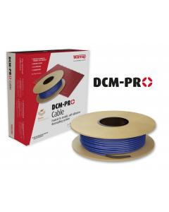 Warmup DCM PRO . Area 2m2 at 150W per m2. DCMC2