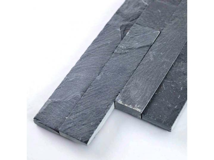 Splitface Black Slate 100x360mm image
