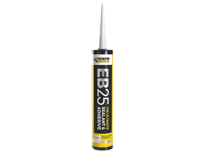 Everbuild EB25 - The Ultimate Sealant And Adhesive image