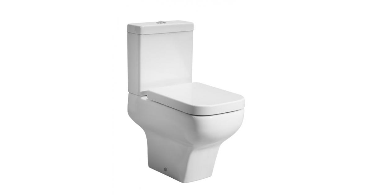 Miniature Pan Cistern Soft Closing Seat