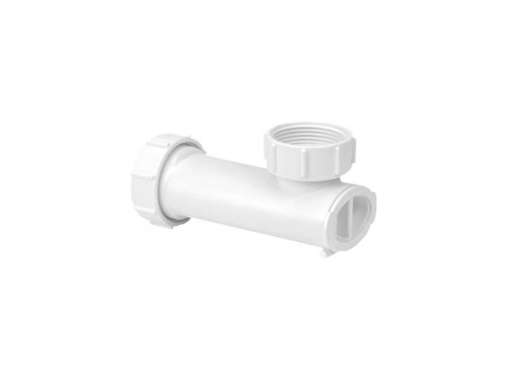 McAlpine WHB-1 is a Wash Hand Basin Space Saver Self-Closing Waste Valve image