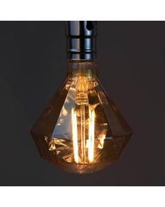 4W COB Antik Diamond LED Filament Bulb