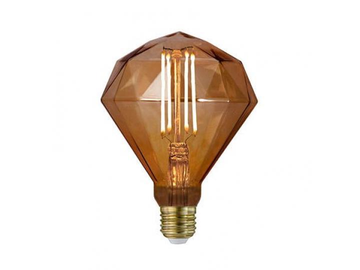 time-led-4w-e27-vintage-gold-tinted-diamond-filament-bulb-769386-product-img-2