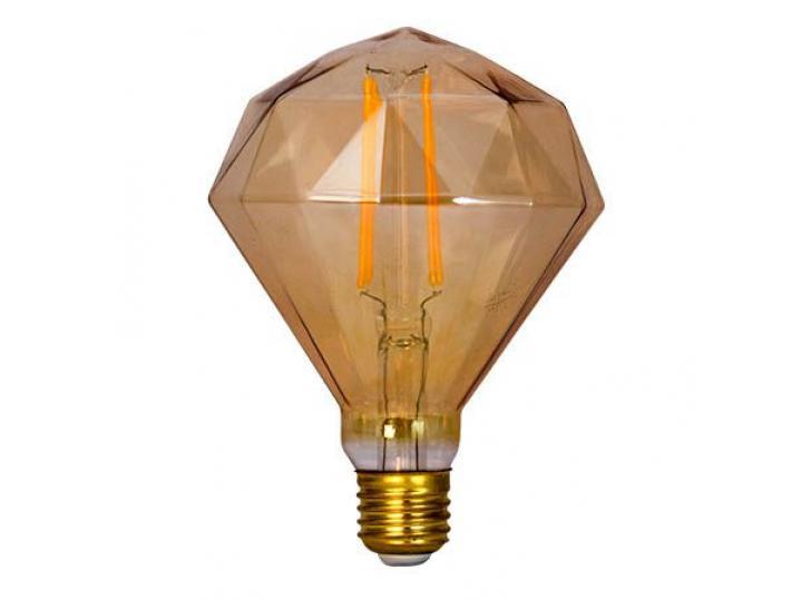 4W COB Antik Diamond LED Filament Bulb image