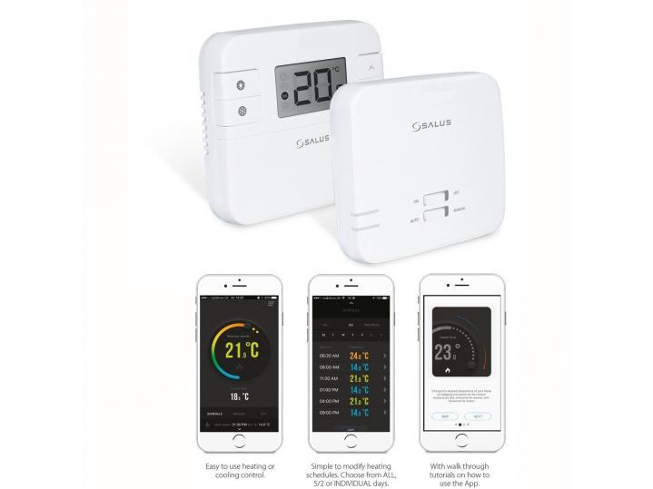 Salus Smartphone Thermostat image