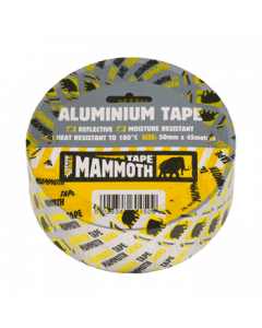Everbuild Mammoth Builders Aluminium Tape 50MM x 45M