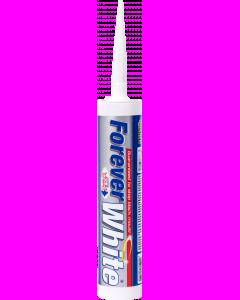 Everbuild Forever White Silicone 290ML