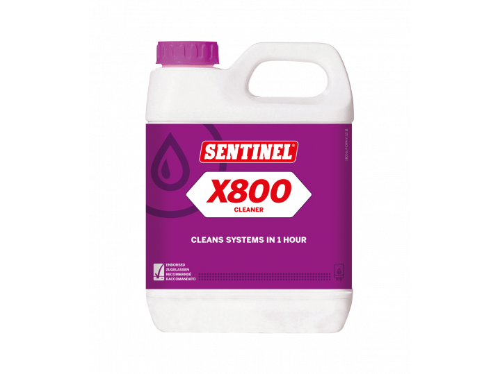 Sentinel X800 Fast Acting Cleaner 1L image