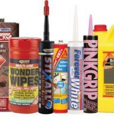 Silicone, Adhesives And Sealants