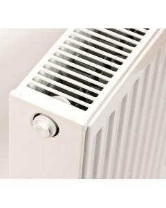 600x1200mm DPSC Type 21 Convector Radiator