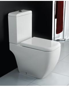 RAK Metropolitan Pan/Cistern/Soft Closing Seat