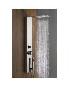 Verona Shower Column Stainless Steel
