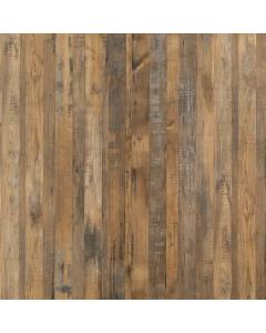 Multipanel Linda Barker Salvaged Planked Elm - Laminated Shower Panel Board