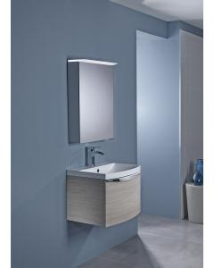 Serif 600mm Wall Mounted Unit Including Isocast Basin